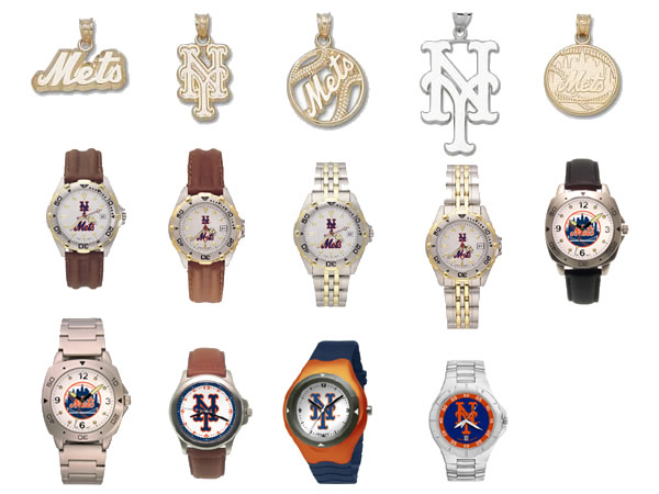 New York Mets Jewelry
